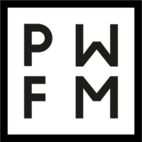 Logo de la radio PWFM - Provocative Wave for Music