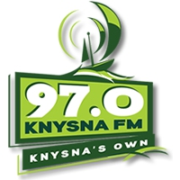Logo of radio station Knysna FM