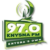 Logo de la radio Knysna FM