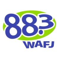 Logo of radio station 88.3 WAFJ