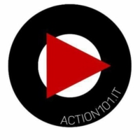 Logo of radio station Radio Action 101