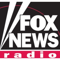 Logo of radio station Fox News Radio
