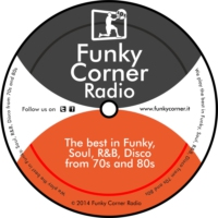 Logo of radio station Funky Corner Radio