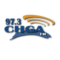 Logo of radio station Radio CHGA