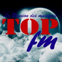 Logo de la radio Top Fm Réunion