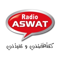 Logo of radio station Radio Aswat - راديو أصوات