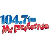 Logo de la radio KNIV-FM 104.7 Mi Preferida