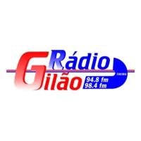 Logo de la radio Rádio Gilão