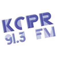 Logo of radio station KCPR 91.3