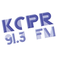 Logo of radio station KCPR 91.3