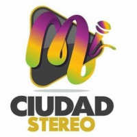 Logo of radio station Mi ciudad Stereo