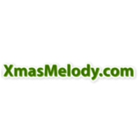 Logo of radio station XmasMelody