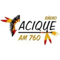Logo of radio station Radio Cacique