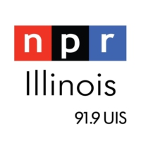 Logo of radio station NPR Illinois 91.9 UIS