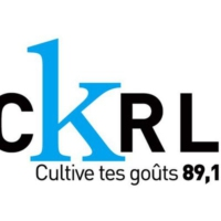 Logo of radio station CKRL 89.1 FM