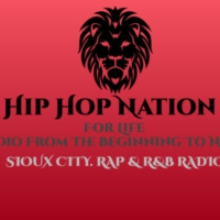 Logo de la radio HIP HOP NATION