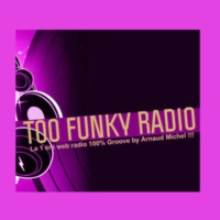 Logo of radio station TOO FUNKY RADIO