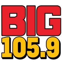 Logo of radio station WBGG-FM BIG 105.9