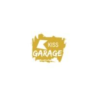 Logo of radio station KISS GARAGE