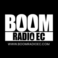 Logo of radio station Boom Radio Ec