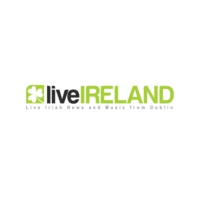 Logo of radio station Live Irish Radio