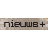 Logo of radio station Nieuws+