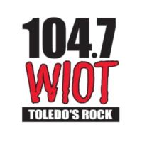 Logo de la radio 104-7 WIOT