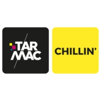 Logo of radio station Tarmac Chillin'