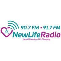 Logo of radio station WMVV NewLife FM