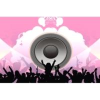 Logo of radio station All Dance radio