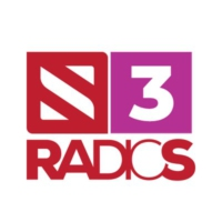 Logo of radio station Radio S3
