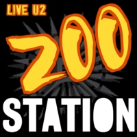 Logo of radio station U2 ZOO Station
