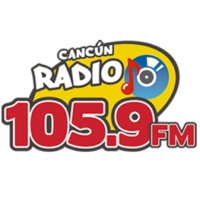 Logo of radio station Cancun