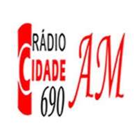 Logo of radio station Radio Cidade AM 690