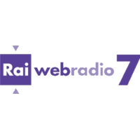 Logo of radio station Rai Radio 7 Live