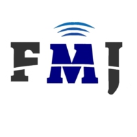 Logo of radio station FMJ