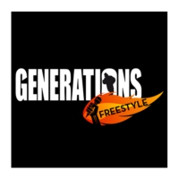 Logo of radio station Générations Freestyle