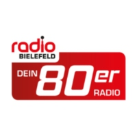 Logo of radio station Radio Bielefeld - 80er Radio