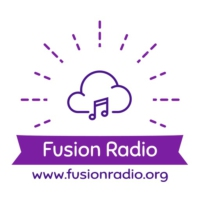 Logo of radio station Fusion Radio