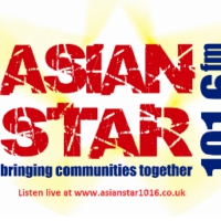Logo of radio station Asian Star 101.6 FM