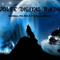 Logo of radio station WOLFE DIGITAL RADIO