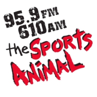 Logo of radio station KNML Sports Radio 610