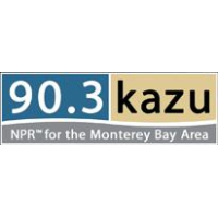 Logo of radio station KAZU 90.3