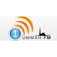 Logo of radio station 1 Ummah FM