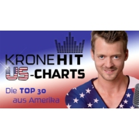 Logo of radio station KroneHit US Charts