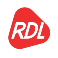Logo of radio station RDL Radio