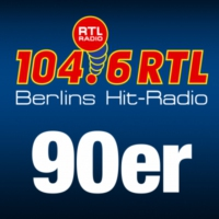 Logo of radio station Das Beste der 90er
