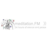 Logo of radio station Meditation FM