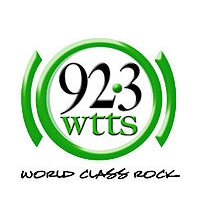 Logo of radio station WTTS World Class Rock