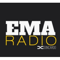 Logo of radio station E-M-A.Radio